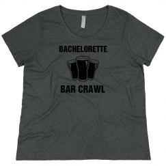 Bachelorette Bar Crawl Tank Top