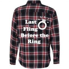 Last Fling Flannel Shirt