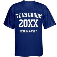 Team Groom's Best Man