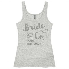 Bride & Co Teal