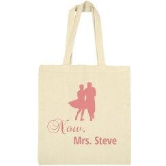 After Wedding Tote Bag