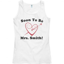 Mrs. Smith To Be