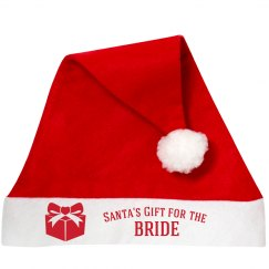 Santa's GiftHat for Bride