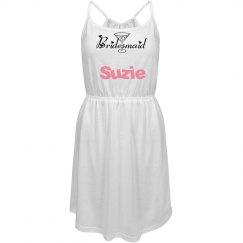 Bridesmaid Casual Dress