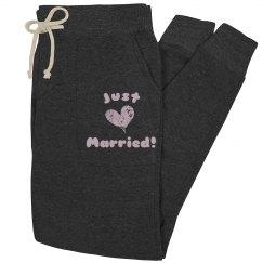 Just Married Sweats