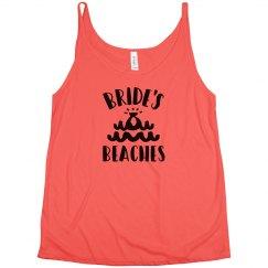 Bride's Beaches Tank Top