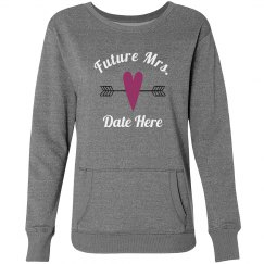 Custom Future Mrs. Heart