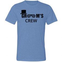 Groom's Crew Bachelor Party Shirt