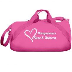 Honeymoon Duffel Bag