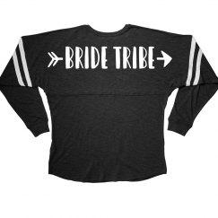 Bride Tribe Matching Bachelorette Billboard Jerseys