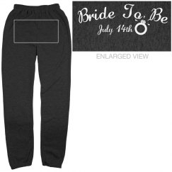 Bride To Be Sweats