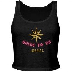 Bride to Be Xmas Tank Top