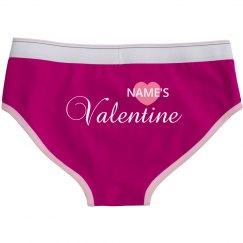 Custom Valentine Heart