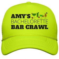 Bar Crawl Cocktails