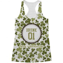 Shamrock Pattern Drunk 1