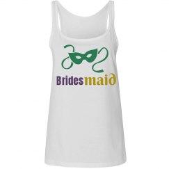 Mardi Gras Bridesmaids