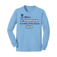 Jr. Groomsman Tee