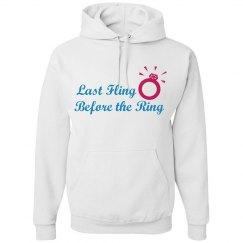 Last Fling Hoodies