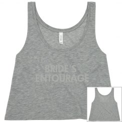 Entourage Tank w/Back