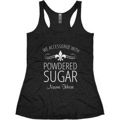 Powdered Sugar Bachelorette