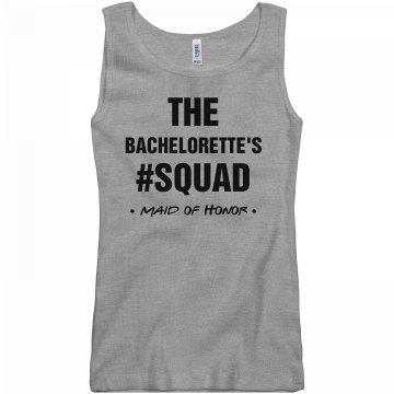 Bachelorette's Hashtag Squad