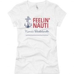 Feelin' Nauti Anchor