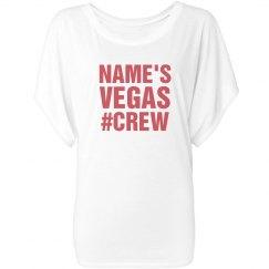 Vegas Bachelorette #Crew