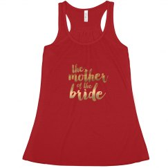 Mother of Bride Tank Top