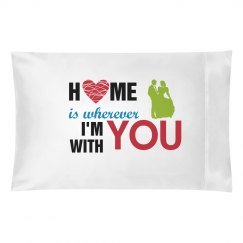 Pillow for Newly Weds