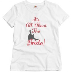 Its All About The Bride