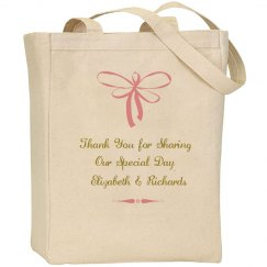 Wedding Welcome Tote Bags