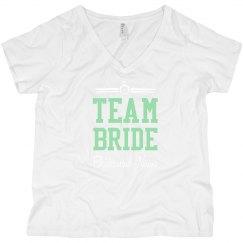 Custom Plus Team Bride