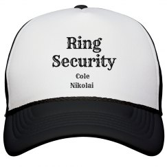 Ring Security Hat