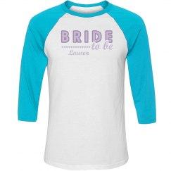 Lavender Bride To Be