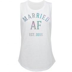 Married AF Glitter