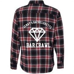 Bachelorette Bar Crawl