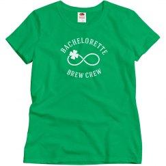 Irish Bachelorette Brew Crew