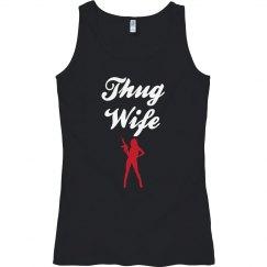 Thug Wife Tank