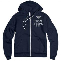 Team Bride Heart