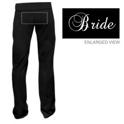 Bride Sweats