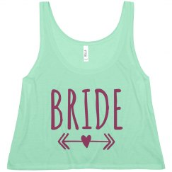 Beach Bride In The Tribe