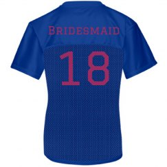 Bridesmaid Jersey