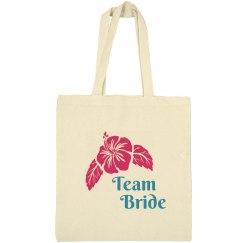 Team Bride Tote