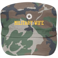 Military Wife Star