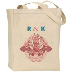 Wedding Favor Tote Bag