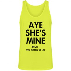 Aye, She's Mine