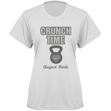 Crunch Time Tee