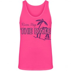 Save The Date Beach Guy