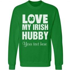 Love My Irish Hubby
