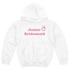 Junior Bridesmaid Hoodie